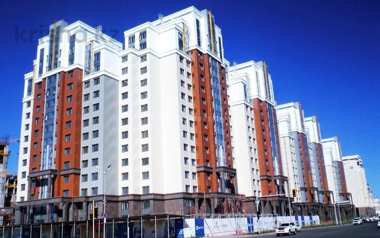 2-комнатная квартира, 70.59 м², 12/14 этаж, Туркестан 28/2 за ~ 33.2 млн 〒 в Нур-Султане (Астана), Есиль р-н