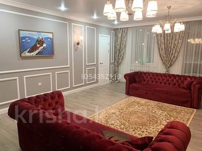 3-комнатная квартира, 106 м², 4/10 этаж, Керей и Жанибек хандар 28 — Мангилик Ел за 44 млн 〒 в Нур-Султане (Астана), Есиль р-н — фото 4