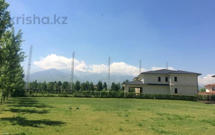 7-комнатный дом, 1330 м², 34 сот., мкр Мирас за 1.2 млрд 〒 в Алматы, Бостандыкский р-н