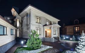 10-комнатный дом, 720 м², 19 сот., Достык 511 — Оспанова за 799 млн 〒 в Алматы, Медеуский р-н