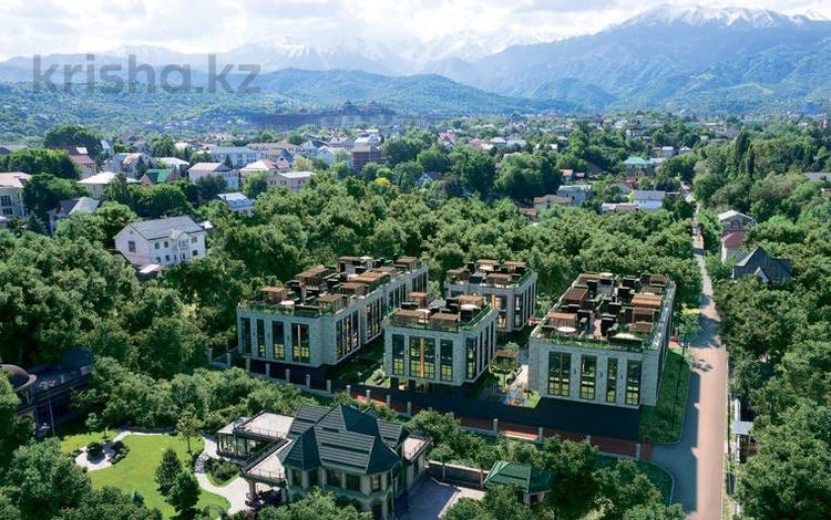 5-комнатная квартира, 215.3 м², Таттимбета 86 за ~ 162.6 млн 〒 в Алматы