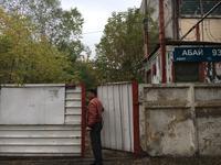 Склад бытовой 40 соток, проспект Абая 93 за 700 млн 〒 в Нур-Султане (Астана), Алматы р-н
