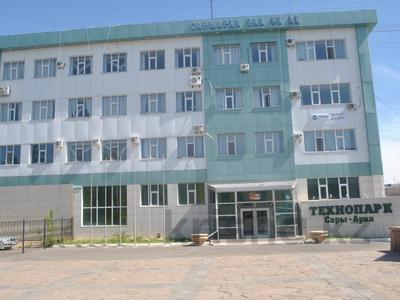 Офис площадью 110 м², Строителей 4 за 2 500 〒 в Караганде, Казыбек би р-н — фото 5