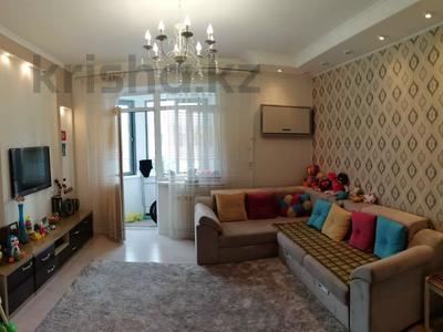 3-комнатная квартира, 105 м², 3/17 этаж, Абая — Тургут Озала за 45 млн 〒 в Алматы, Бостандыкский р-н — фото 2