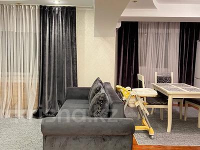 2-комнатная квартира, 56 м², 4/5 этаж, мкр Жетысу-1, Бауыржана Момышулы — Абая за 31.5 млн 〒 в Алматы, Ауэзовский р-н