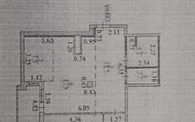 2-комнатная квартира, 67.2 м², 15/18 этаж, Кенесары 4 за 19.5 млн 〒 в Нур-Султане (Астане), Сарыарка р-н