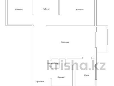 3-комнатная квартира, 56 м², 4/4 этаж, мкр №12, 12-й микрорайон — Шаляпина за 16.9 млн 〒 в Алматы, Ауэзовский р-н — фото 13