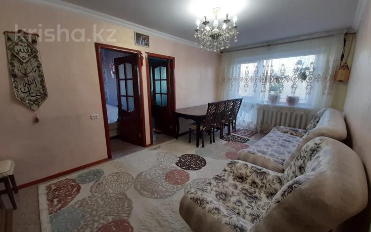 4-комнатная квартира, 61 м², 5/5 этаж, Сатыбалдин за 17.3 млн 〒 в Караганде, Казыбек би р-н