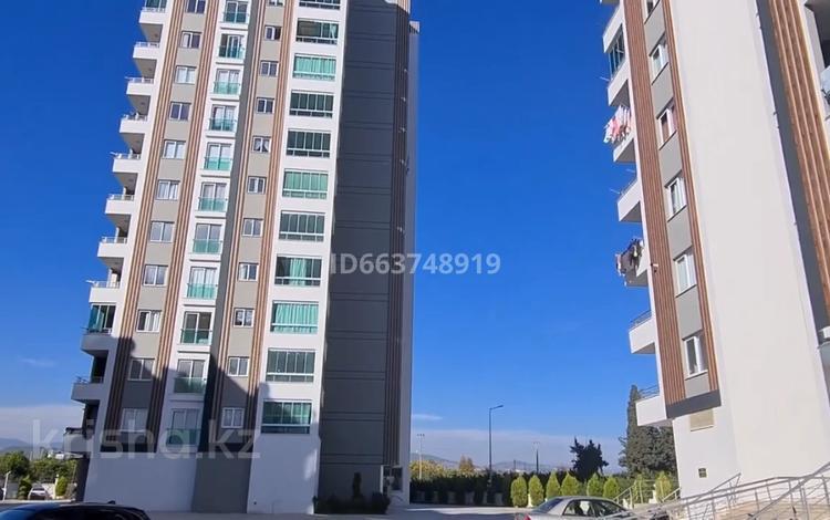 3-комнатная квартира, 115 м², 3/13 этаж, Тедже за 20 млн 〒 в Мерсине