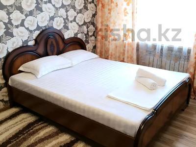 1-комнатная квартира, 30 м², 3/5 этаж посуточно, проспект Бауыржан Момышулы 9 — проспект Республики за 9 000 〒 в Шымкенте