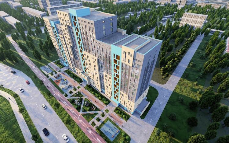 1-комнатная квартира, 49.43 м², 12/17 этаж, Розыбакиева за 25.6 млн 〒 в Алматы, Бостандыкский р-н