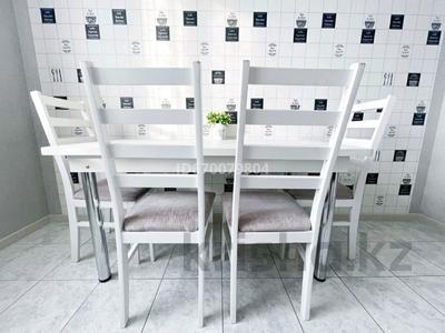1-комнатная квартира, 58 м², 2 этаж посуточно, Казыбек Би 19 — Туркестанская за 7 500 〒 в Шымкенте, Аль-Фарабийский р-н