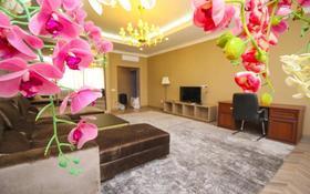 3-комнатная квартира, 130 м², 11/21 этаж помесячно, Аль-Фараби 21 — Желтоксан за 550 000 〒 в Алматы