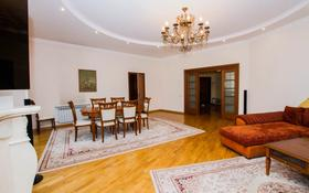 5-комнатная квартира, 300 м², 4/5 этаж помесячно, мкр Юбилейный, Омаровой 37 — Достык за 1 млн 〒 в Алматы, Медеуский р-н