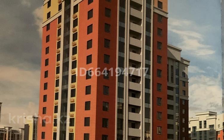 2-комнатная квартира, 59 м², 6/16 этаж, Улы дала — Тауельсиздик за 22.5 млн 〒 в Нур-Султане (Астана), Есиль р-н