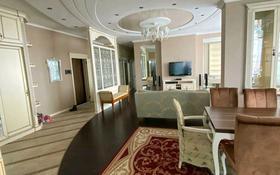 3-комнатная квартира, 120 м², 11/14 этаж помесячно, Азербайжана Мамбетова 16 за 320 000 〒 в Нур-Султане (Астана), Сарыарка р-н
