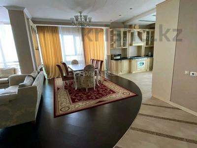 3-комнатная квартира, 120 м², 11/14 этаж помесячно, Азербайжана Мамбетова 16 за 320 000 〒 в Нур-Султане (Астана), Сарыарка р-н — фото 3