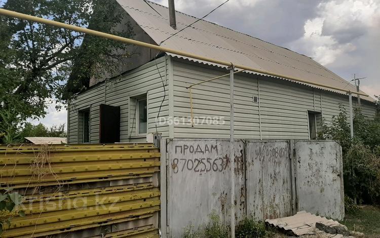4-комнатный дом, 80 м², 6 сот., Садовая 2 за 7 млн 〒 в Талдыкоргане