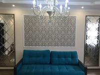 2-комнатная квартира, 50 м², 1/5 этаж посуточно, Каратал 43в за 12 000 〒 в Талдыкоргане