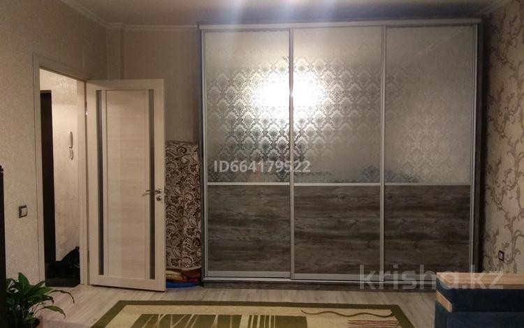 1-комнатная квартира, 46.2 м², 1/4 этаж, мкр Зердели (Алгабас-6) 1/3 за 17.5 млн 〒 в Алматы, Алатауский р-н