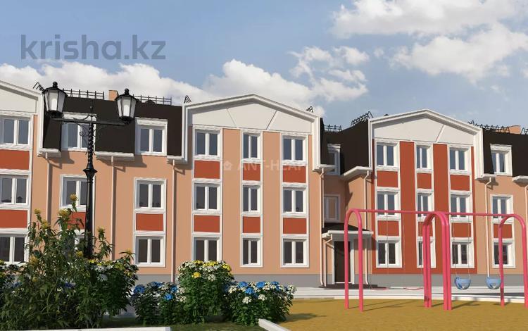 2-комнатная квартира, 59.4 м², 2/3 этаж, Коргалжынское шоссе 43 — Исатай батыра за ~ 11 млн 〒 в Нур-Султане (Астана), Есиль р-н