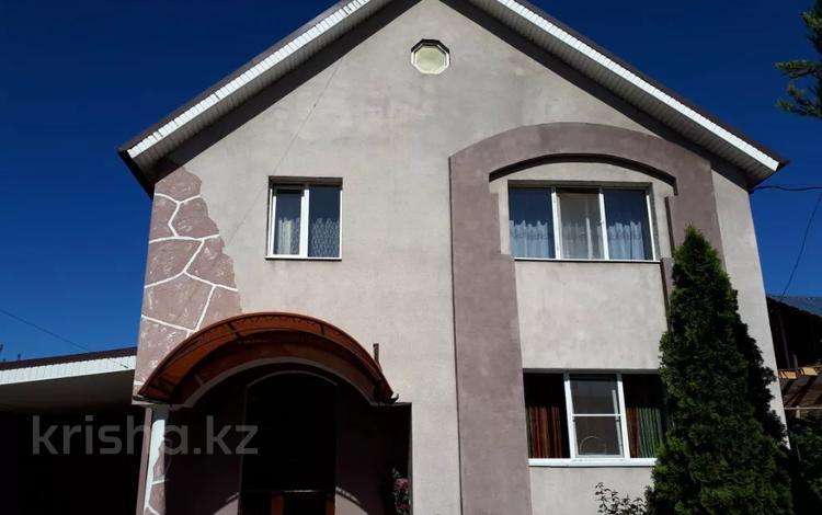 4-комнатный дом, 140 м², 8 сот., Макатаева за 53 млн 〒 в Туздыбастау (Калинино)