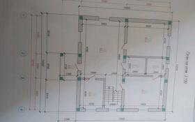 6-комнатный дом, 350 м², 7.8 сот., Западный 59 — Булакты за 20 млн 〒 в Каскелене
