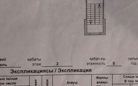 4-комнатная квартира, 61 м², 2/5 этаж, мкр Юго-Восток, 28й микрорайон 17 — Сатыбалдина за 18 млн 〒 в Караганде, Казыбек би р-н