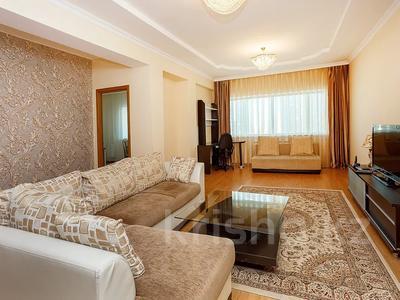 3-комнатная квартира, 120 м², 31 этаж посуточно, Достык 5/1 за 18 000 〒 в Нур-Султане (Астана), Есиль р-н — фото 2