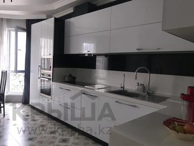 4-комнатная квартира, 155 м², 5/5 этаж, Мкр. Мирас 157/2 за 130 млн 〒 в Алматы