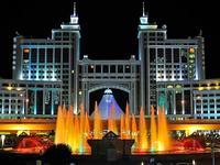 4-комнатная квартира, 141 м², 7/8 этаж, Кабанбай батыра 19 за 60 млн 〒 в Нур-Султане (Астане), Есильский р-н