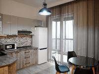 2-комнатная квартира, 51 м², 12/12 этаж помесячно, Розыбакиева за 300 000 〒 в Алматы, Бостандыкский р-н