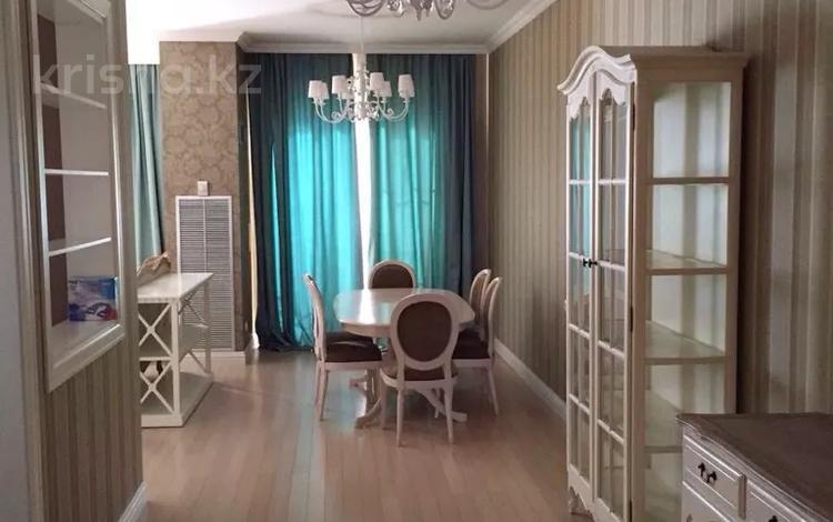 4-комнатная квартира, 170 м², 4/7 этаж помесячно, Назарбаева 301 — Хаджи Мукана за 750 000 〒 в Алматы, Медеуский р-н