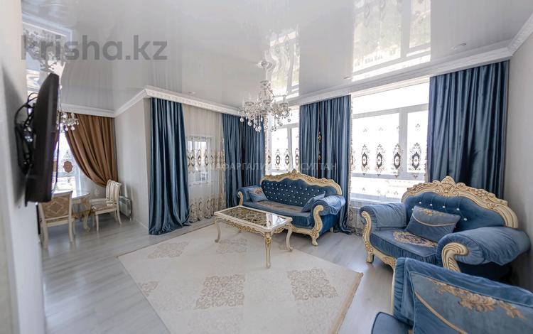 2-комнатная квартира, 58 м², 9/9 этаж, Кабанбай батыра 29 за 28.5 млн 〒 в Нур-Султане (Астана), Есиль р-н
