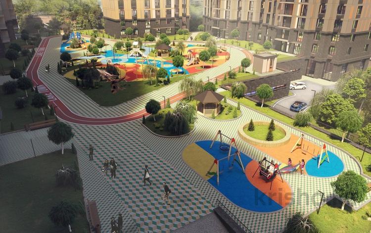 3-комнатная квартира, 78.5 м², Варламова 33 за ~ 28.9 млн 〒 в Алматы, Алмалинский р-н