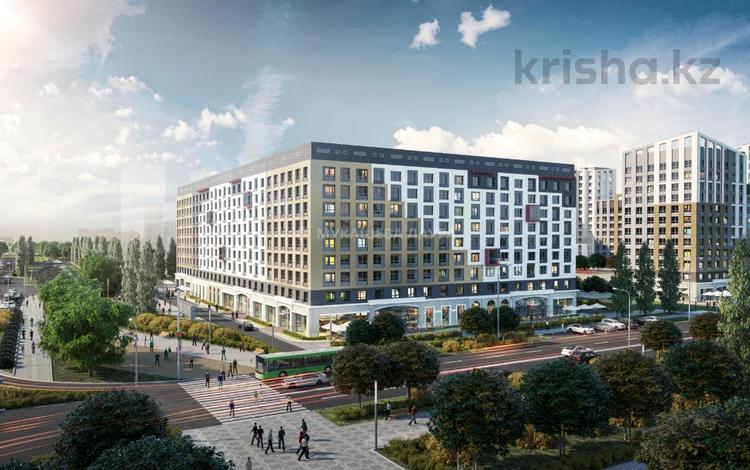 3-комнатная квартира, 90.76 м², 3/9 этаж, Мухамедханова — 306 за ~ 31.2 млн 〒 в Нур-Султане (Астана), Есиль р-н