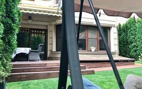 4-комнатный дом, 360 м², 4 сот., мкр Мирас 170 — Аль-Фараби за 176 млн 〒 в Алматы, Бостандыкский р-н
