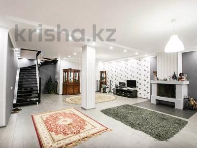 5-комнатный дом, 370 м², 10.5 сот., мкр Алатау, Сыргабекова — Аль-Фараби за 160 млн 〒 в Алматы, Бостандыкский р-н — фото 2