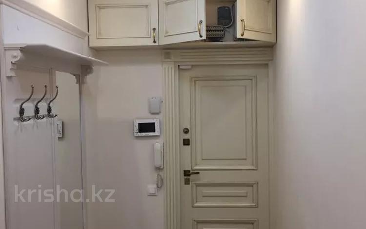 2-комнатная квартира, 52.8 м², 3/9 этаж, мкр Жетысу-1, Бауыржана Момышулы 18 — Домостроительная за 32 млн 〒 в Алматы, Ауэзовский р-н