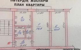 2-комнатная квартира, 39.2 м², 4/4 этаж, Интернациональная 47 за 8.5 млн 〒 в Щучинске