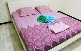 2-комнатная квартира, 56 м², 3/5 этаж посуточно, 11 мкр 17 за 7 000 〒 в Актобе, мкр 11