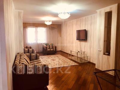 3-комнатная квартира, 115 м², 2/9 этаж помесячно, Сыганак 15 — Сауран за 210 000 〒 в Нур-Султане (Астана), Есиль р-н