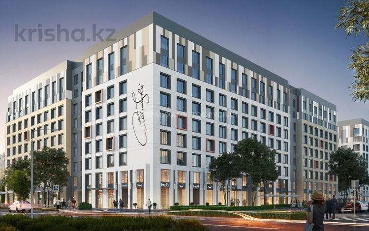 2-комнатная квартира, 61.5 м², 1/9 этаж, ул. Мангилик Ел 35а за 25 млн 〒 в Нур-Султане (Астана)