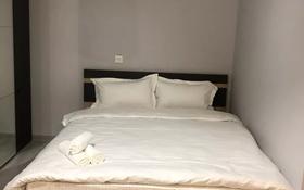 1-комнатная квартира, 33 м², 3/5 этаж посуточно, Гагарина 232 — Байкадамова за 10 000 〒 в Алматы