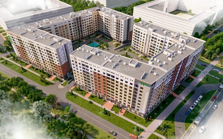 2-комнатная квартира, 64.59 м², Ж.Нажимеденова — А51 за ~ 14.9 млн 〒 в Нур-Султане (Астана), Есиль р-н