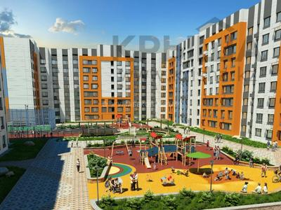 3-комнатная квартира, 83 м², Толе би 53/1 — Е-10 за ~ 25.1 млн 〒 в Нур-Султане (Астана), Есиль р-н
