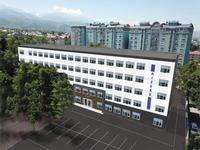 Здание, площадью 6800 м²