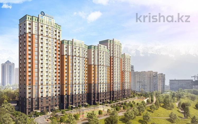 2-комнатная квартира, 71.79 м², Варламова 33 за ~ 32.4 млн 〒 в Алматы, Алмалинский р-н