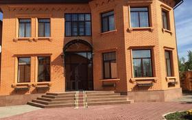 10-комнатный дом помесячно, 540.2 м², 10 сот., Тумар Ханым 8 за 3.5 млн 〒 в Нур-Султане (Астане), Есильский р-н