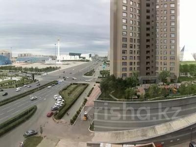 3-комнатная квартира, 110 м², 7/22 этаж помесячно, Кошкарбаева 10 за 300 000 〒 в Нур-Султане (Астана), Алматы р-н — фото 4